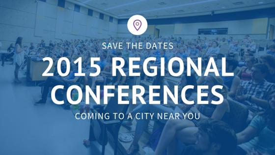 2015 regional conferences - blog graphic