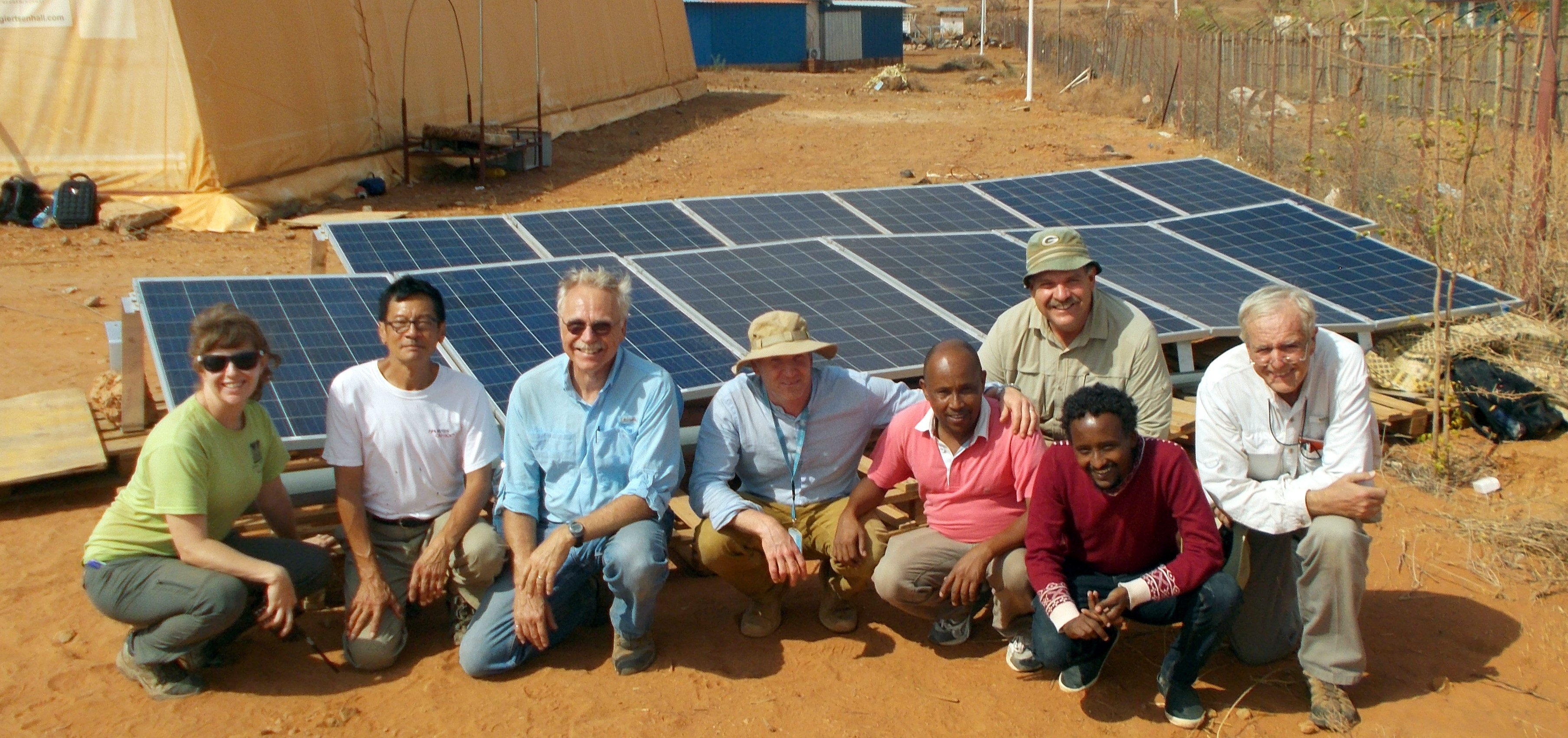 Clean Power and Job Creation: Improving the Lives of Somali